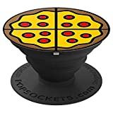 The Cartoon Pizza - PopSockets Grip and Stand for Phones and Tablets