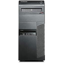 Lenovo ThinkCentre M92p Minitower Desktop PC - Intel Core i5-3470 3.2GHz 8GB 250GB DVDRW Windows 10 Professional (Certified Refurbished)
