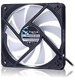 Fractal Design FD-FAN-SSR3-120-WT Silent Series R3 Cooling Fan (120 mm)