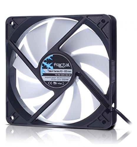 Fractal Design Silent Series R3 120 mm Case for Cooling Fan