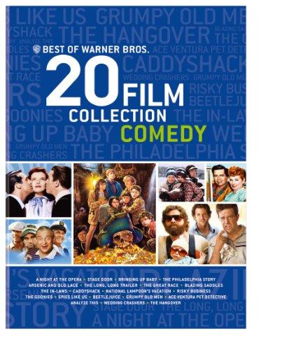 Best of Warner Bros. 20 Film Collection Comedy (DVD)