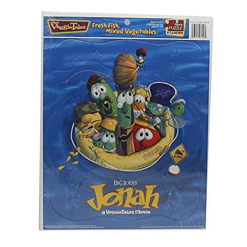 Talicor 7240 Veggietales Jonah Inlaid Puzzle ()