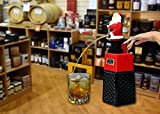 Barraid Santa Clause Square Beer liquor Dispenser 500 ml Capacity