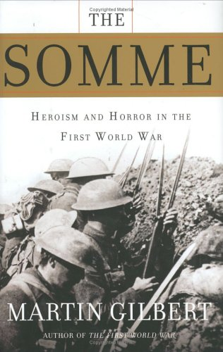 Download The Somme: Heroism and Horror in the First World War pdf epub