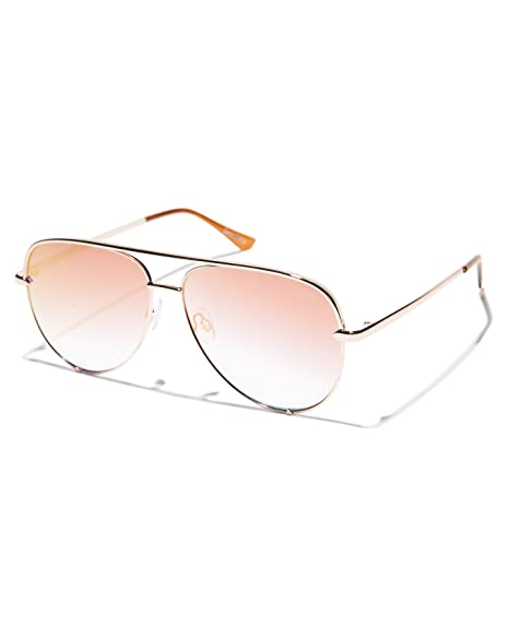 Amazon.com: Quay x Desi Perkins - Gafas de sol para mujer ...