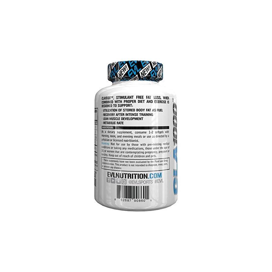 Evlution Nutrition CLA1000 Conjugated linoleic acid (90 Serving)