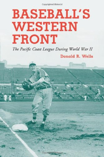 Baseball's Western Front: The Pacific Coast League for sale  Delivered anywhere in USA