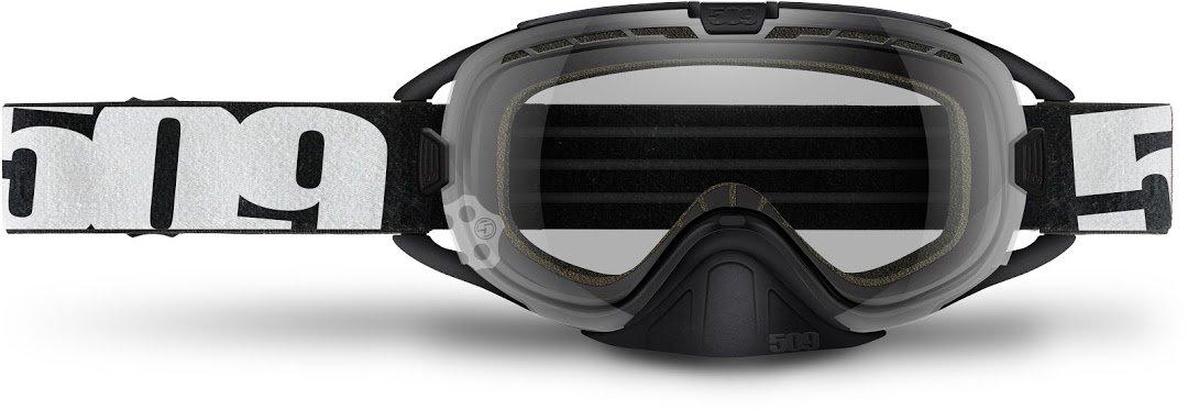 509 Revolver Anti-Fog Snowmobile Goggles (Black)