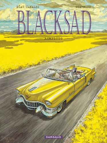Blacksad n° 5 Amarillo