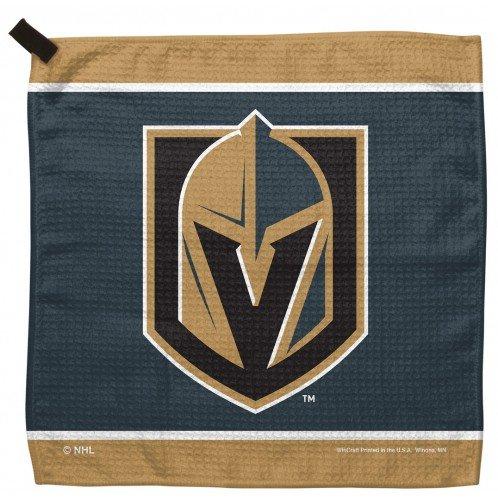 Las Vegas Golden Knights NHl Golf Waffle Towel 13