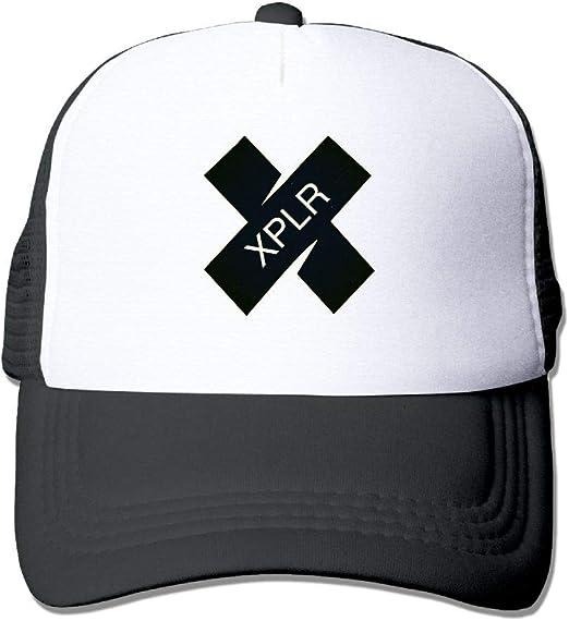 JAXX8 Baseball Cap Men Women X P L R Adjustable Hip Hop Hat