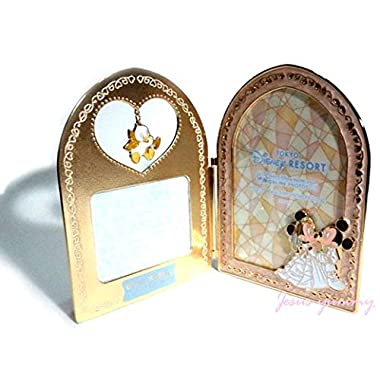Disney Tokyo Resort [limited] Mickey Mouse & Minnie Mouse photo frame wedding wedding (japan import)