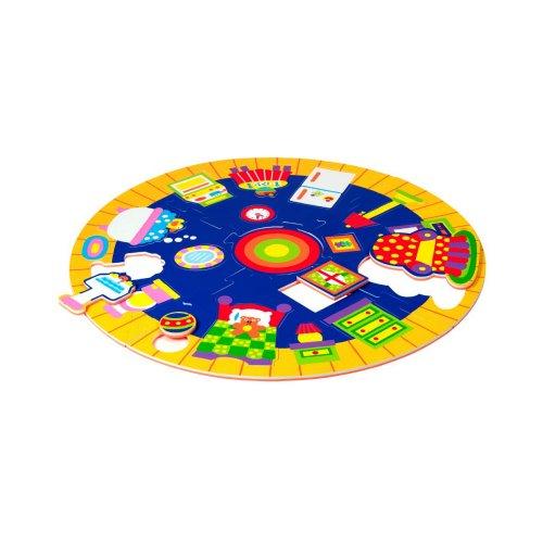 ALEX Toys Giant Floor Puzzle - House ()