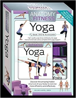 Yoga Anatomy of Fitness Book DVD and Accessories (PAL ...