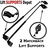 Qty (2) Fits Suzuki Celerio, Alto, Nissan Pixo 2000 To 2012 Rear Hatch Tailgate Lift Supports