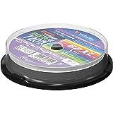 10 Verbatim BD-R BDXL 100 GB Blu ray Triple Layer Bluray Printable Discs Genuine in Spindle