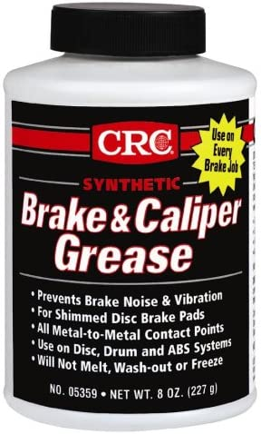 CRC Brake Caliper Synthetic Grease}