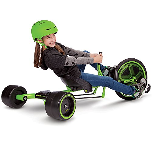 Huffy Green Machine 20-inch Trike, 2018 Version, Ages 8 and Older, with 180-Degree Spins and Awesome Drifts by Huffy (Image #5)
