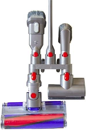 hvAcOuITC - Juego de adaptadores de Repuesto para aspiradoras Dyson V11, V10, V8, V7, Dyson Attachment Organizador Holder: Amazon.es: Hogar
