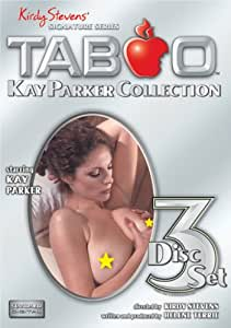 TABOO - KAY PARKER COLLECTION DVD 3 PACK I, II & III