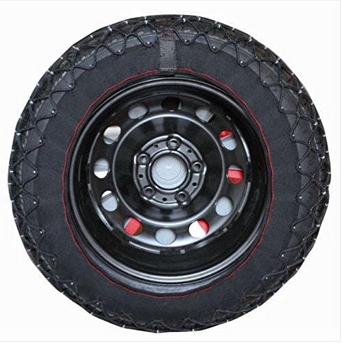 Coppia di calze da neve per pneumatici Michel/ín Easy Grip misura K15 195//55/_R16 Specifiche per pneumatici