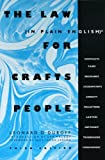 The Law (in Plain English) for Craftspeople, Leonard D. DuBoff, 088179032X