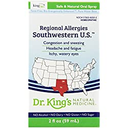 Dr. King's Natural Medicine Regional Allergies, Southwestern U.S, 2 Fluid Ounce