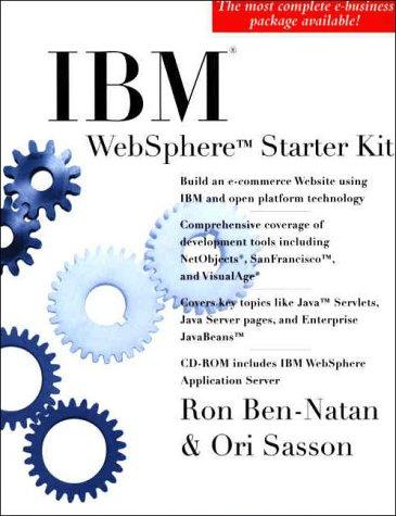 IBM WebSphere Starter Kit: Amazon.es: Ben-Natan, Ron, Sasson ...
