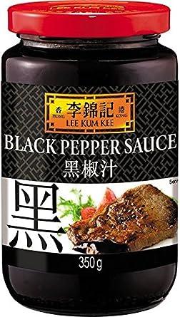 Lee Kum Kee Salsa de Pimienta - 3 Paquetes de 350 gr - Total: 1050 gr: Amazon.es: Alimentación y bebidas