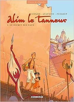Alim le Tanneur T01: Le secret des eaux