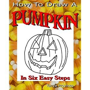How To Draw A Pumpkin In Six Easy Steps