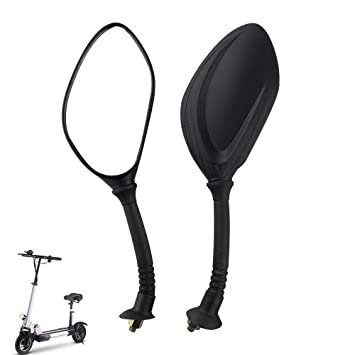 XULONG Scooter eléctrico Adultos, Accesorios de Espejo ...