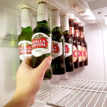 fridge organizer beer - 7