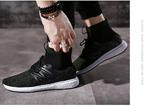 JiYe Herren Laufschuhe Free Transform Flyknit Fashion Sneakers von Khahi