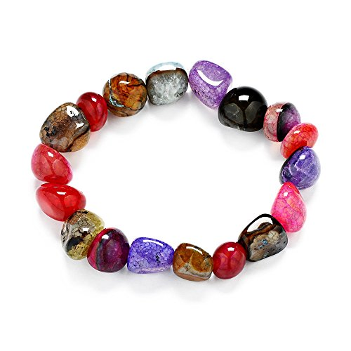 Domika Healing Gemstone Stretch Bracelet