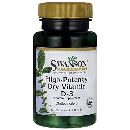 Swanson High Potency Vitamin Caps