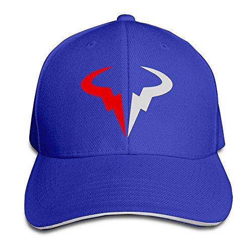 Cinocu Rafaelnadal Logo Snapback Hats (Tennis Player Costumes)