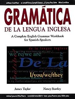 Ingles para latinos level 2 william c harvey ms 9780764141072 gramatica de la lengua inglesa a complete english grammar workbook for spanish speakers fandeluxe Gallery