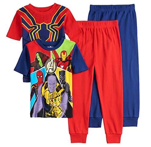 marvel avenger pajamas - 8