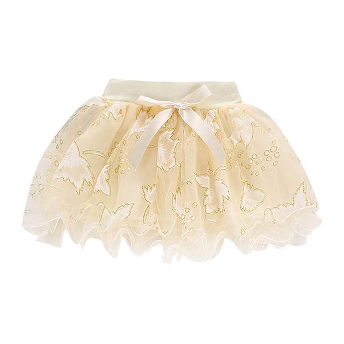 K-youth® Tutu Falda Niña Chicas Vestido de Princesa Bebé Niños ...
