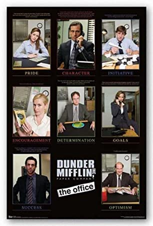 The Office Poster The Office Success Grid 24u0026quotx36u0026quot