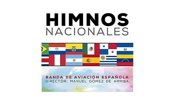 Himnos Nacionales: Banda de Aviación Española, Manuel Gómez de ...