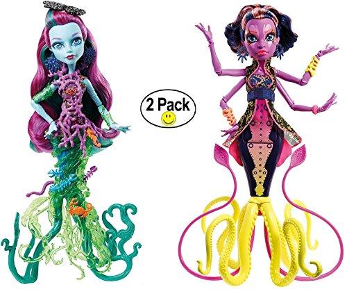 Monster High Great Scarrier Reef Down Under Ghouls Posea Ree