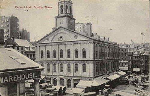 Amazon com: Faneuil Hall Boston, Massachusetts Original