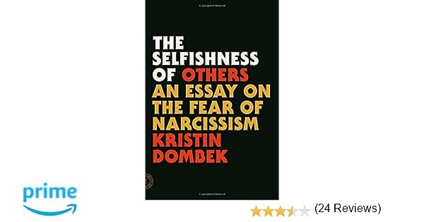 an essay on fear