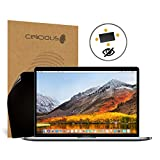 Celicious Privacy Plus 4-Way Anti-Spy Filter Screen Protector Film Compatible with Apple MacBook Pro 15 A1990 (2018)
