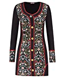 Joe Browns Women's Long Sleeved Tunic with bold print detail (16)