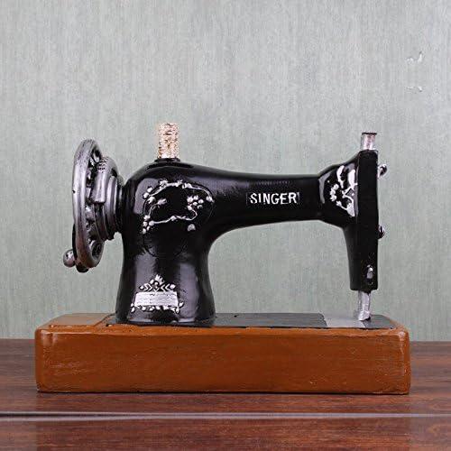 GONGYIPIN dei Mestieri Hanno Tecnología Sucia Vecchia máquina de Coser Reina puntelli de fotografía: Amazon.es: Hogar