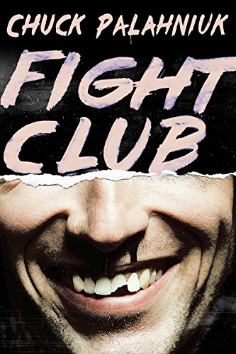 Book cover for Fight Club