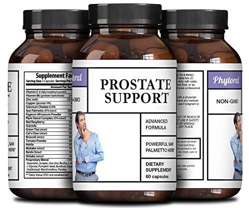 Natural Prostate Support Men Supplement product image
